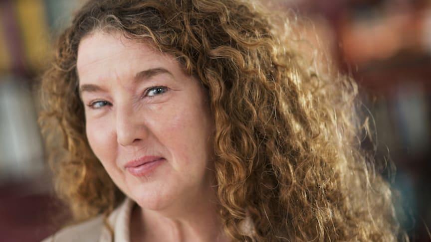 Anna-Karin Palm nästa författargäst i Svalbo
