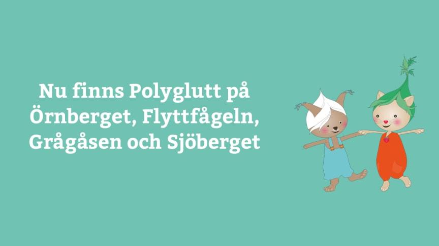Tecknade avtal för Polyglutt efter demokonto