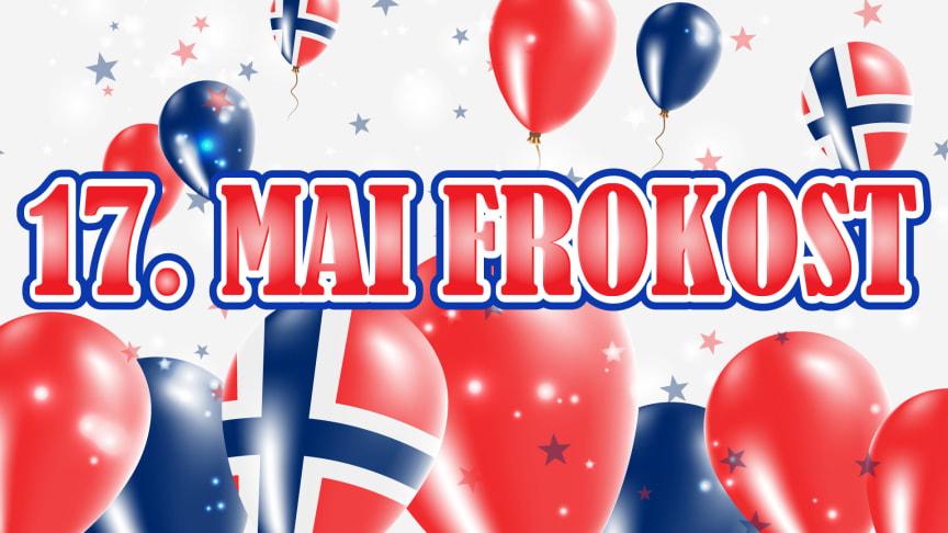 Velkommen til SiOs 17. mai-frokost. Her får du oppleve tradisjonsrik nasjonaldagsfeiring i Oslo!