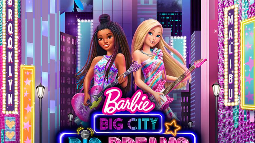 """Barbie®-Musical: """"Bühne frei für große Träume"""""""