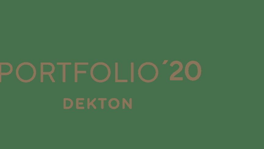 Dekton® Portfolio'20 - klassisk eleganse