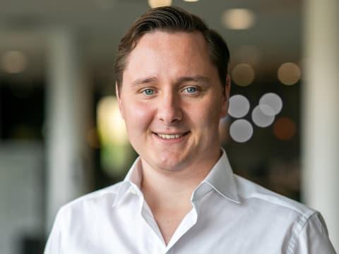 Håvard Hansen blir ny økonomisjef i BoKlok