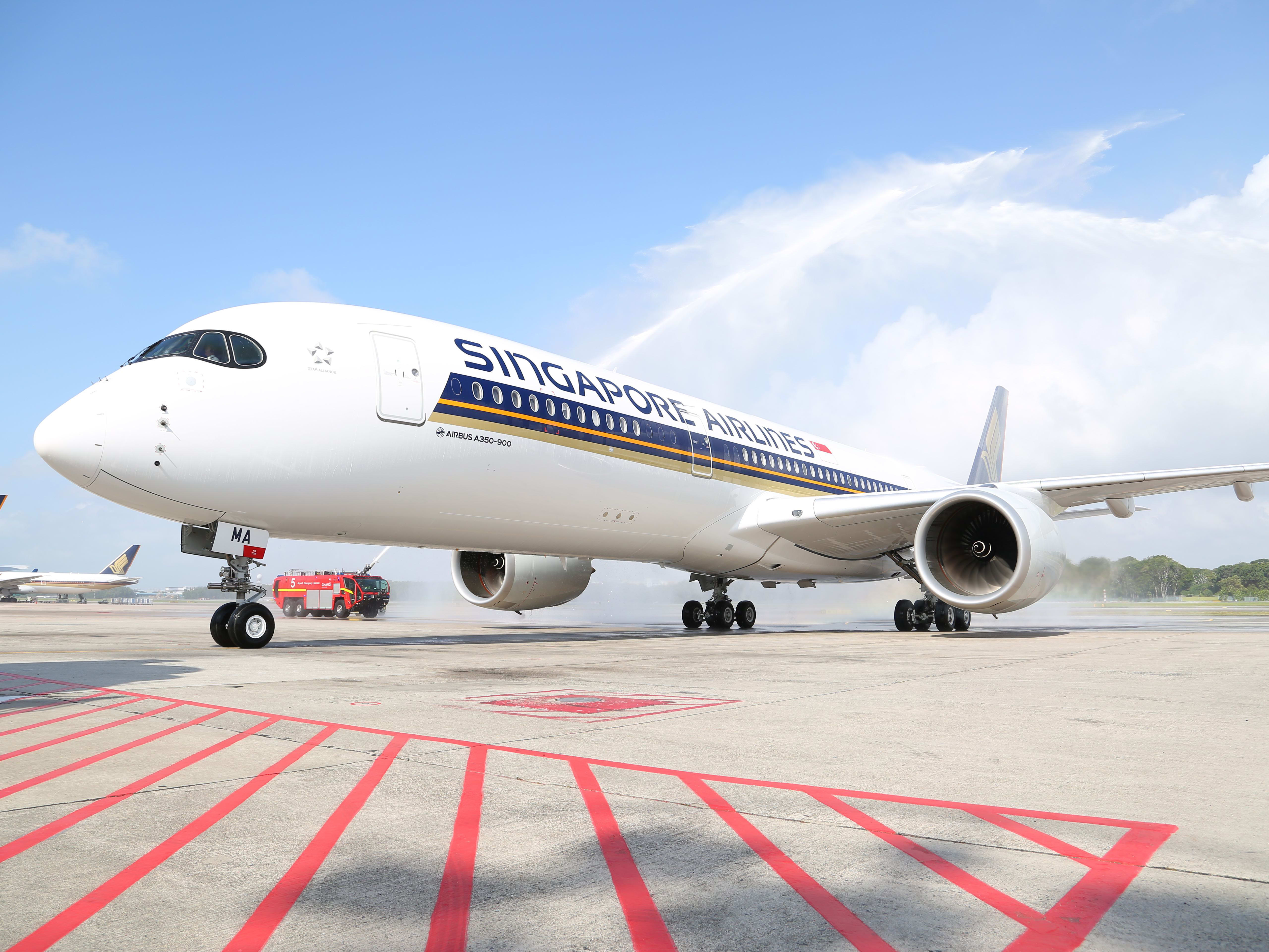 recommended strategic direction for singapore airlines The role of singapore international airlines (sia) in the global airline industry is considered the economic and strategic issues of airlines in a regulated world.