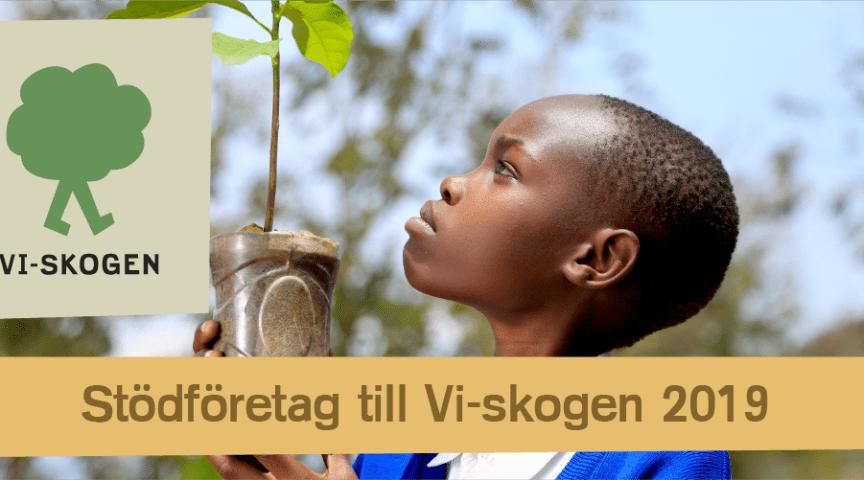 Wolters Kluwer Sverige stödjer Vi-skogen i östra Afrika