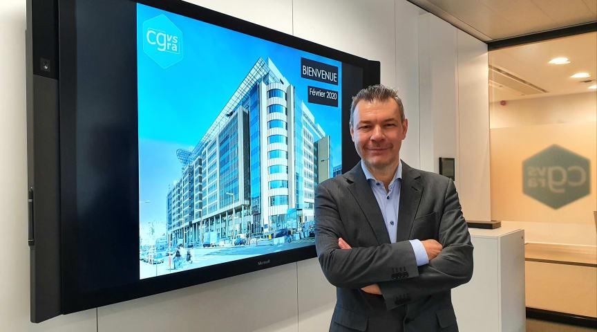Damien Dermaux, CGVS