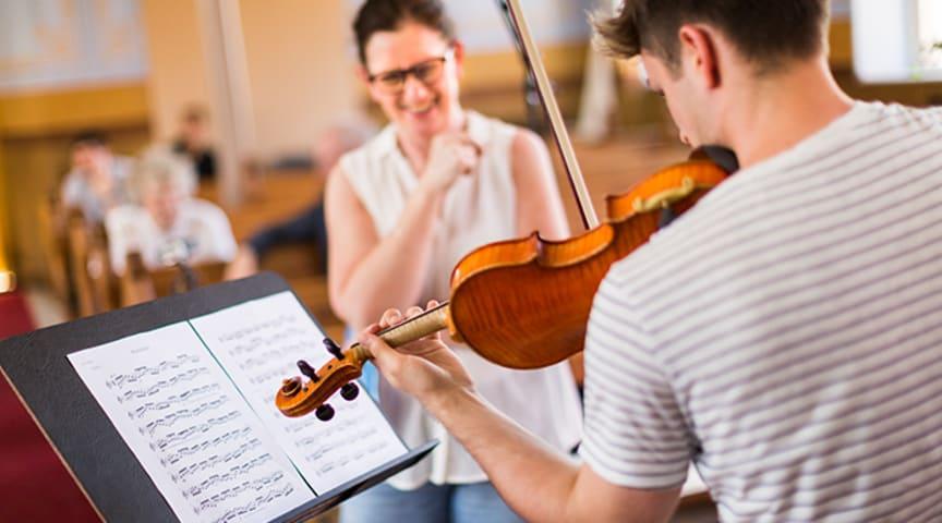 Gotlands tonsättarskola firar 25 år med konsert på Musikaliska