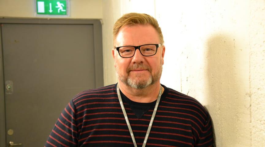 Anders Jonsson, försäljning på Nokas Security.