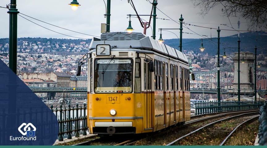 Budapest, Paris and Amsterdam report longest commuting times among EU capitals