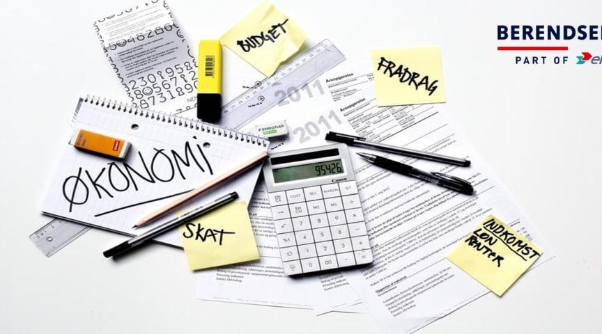 Medarbejdere får professionel hjælp til at udfylde forskuds- og årsopgørelsen i arbejdstiden