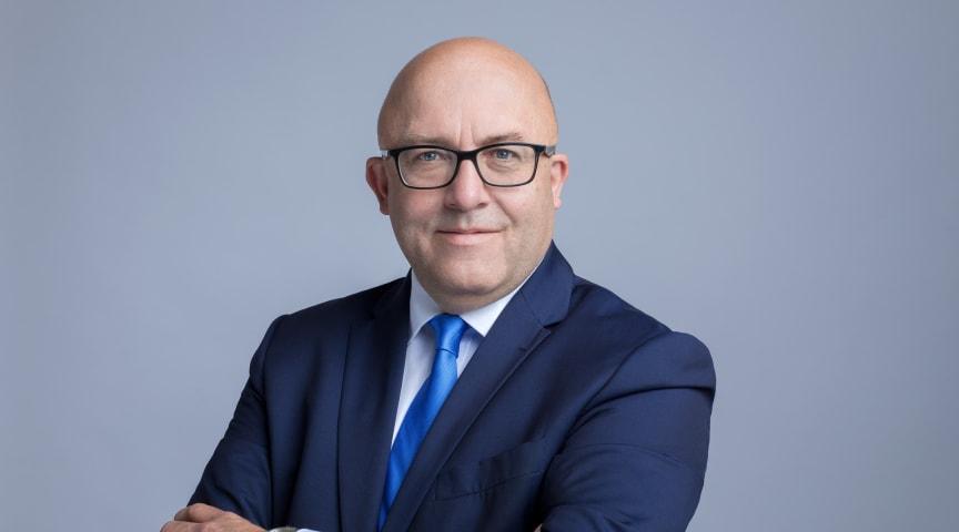 Jonas Brennwald, Deputy Chief Executive Officer GROH AG & CEO LIXIL Water Technoloy EMENA