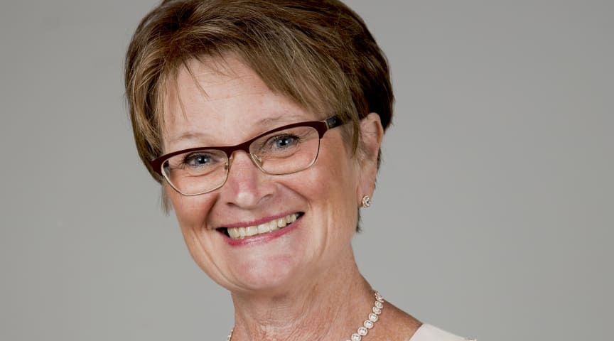 Ewa Andersen, vd Sparbankernas Riksförbund