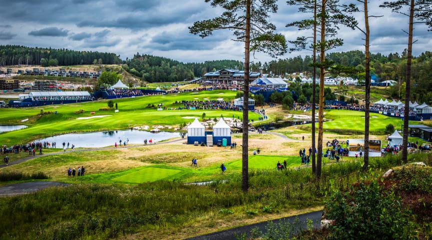 Presto säker partner till årets största golfhändelse – Scandinavian Invitation