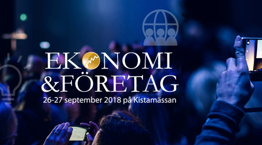 26-27 september finns Wolters Kluwer på Kistamässan i monter B:19.