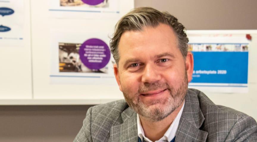 """""""Att bygga tillit tar tid"""" – fredagsporträttet med inköpschef Greger Jansson"""