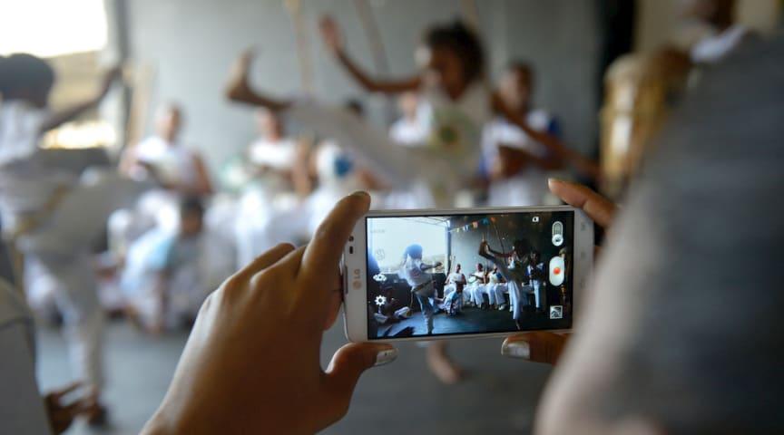 Workshop 'Filmen en monteren met smartphone'