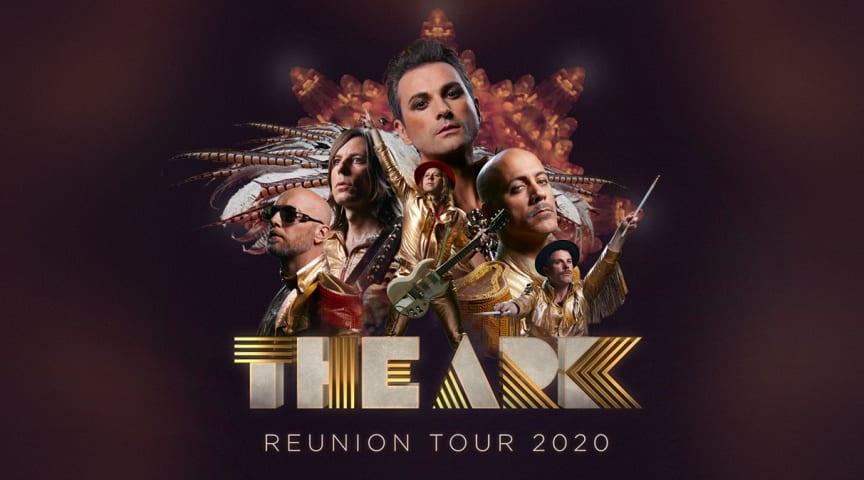 THE ARKS REUNION TOUR SÄLJER SLUT OCH VÄXLAR UPP