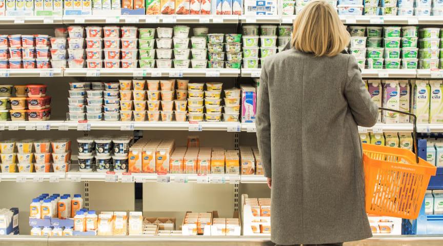 Sydänmerkki keräsi kiitosta terveellisten elintarvikkeiden löytämisen helpottamisesta kauppareissuilla. Kuva: Anna Kara