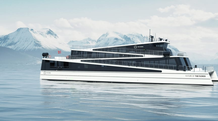 Future of The Fjords (Ill.: The Fjords)