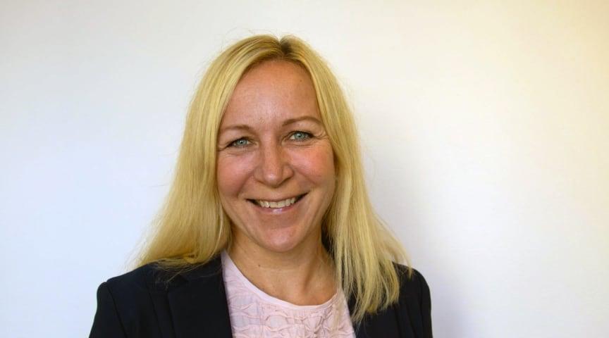 """Fredagsporträttet med Anna Mellström: """"Vi ska inspirera branschen till ökad produktivitet"""""""