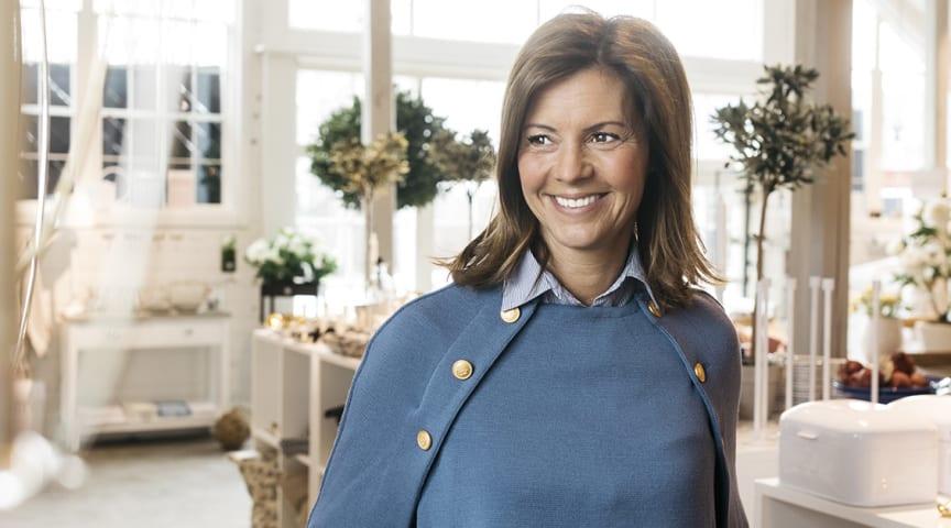 Annica Skoog, Wäsby Magasin (foto: Maria Eberfors)