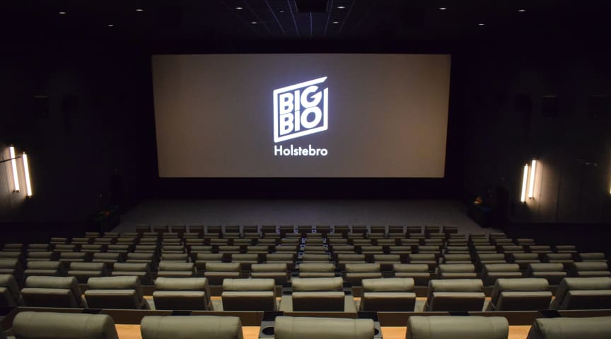 BIG BIO Holstebro åbner før planlagt med eksklusiv forpremiere