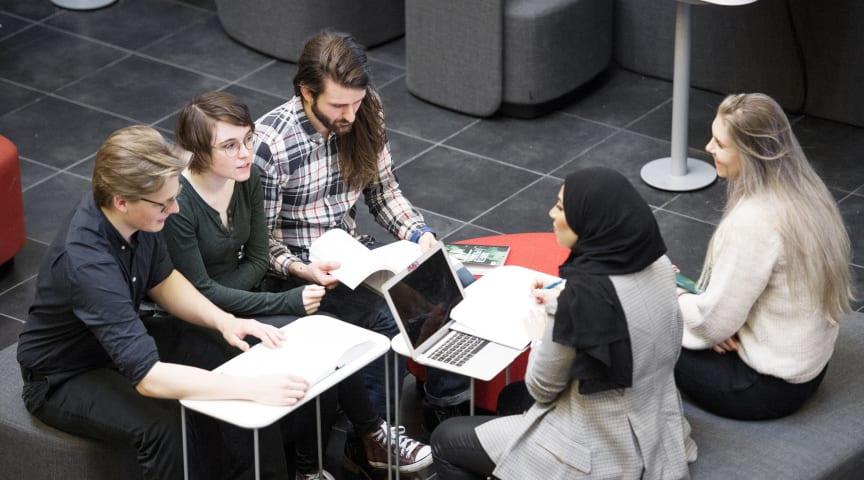 Projektet AIL Create involverar studenter