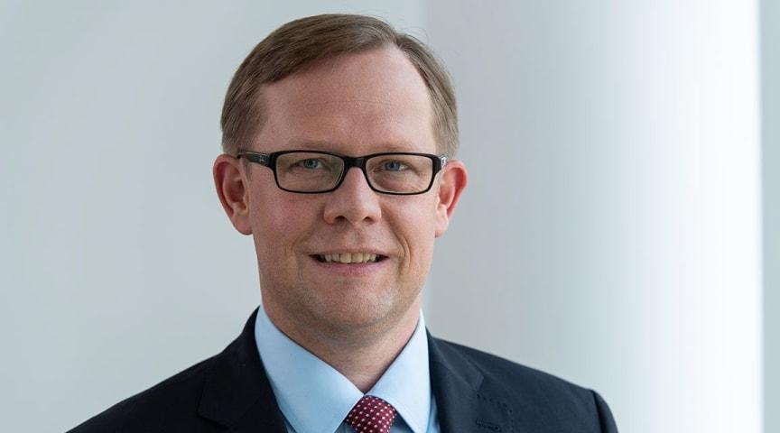 Stefan Gesing - ny CFO i GROHE's hovedsæde i Düsseldorf