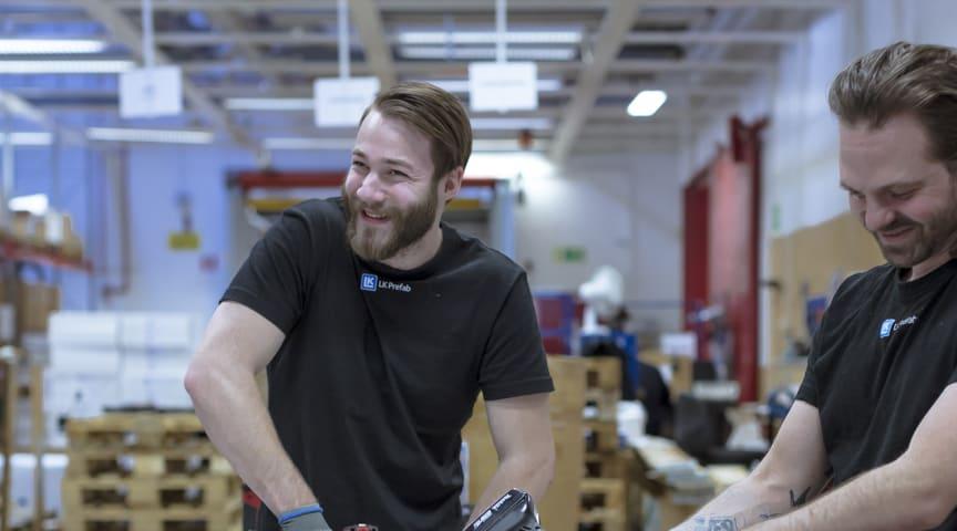 Prefabricering – En enklare, smartare och säkrare vardag för hela byggbranschen