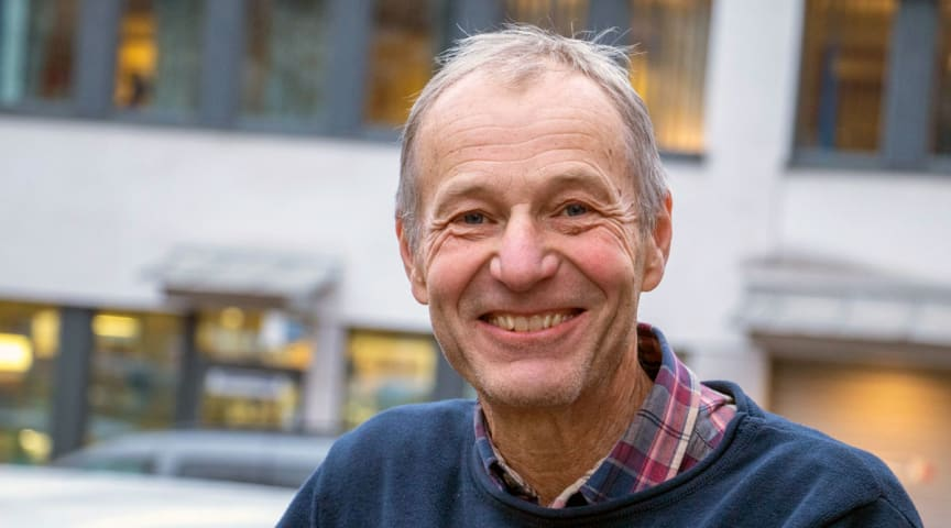 """Fredagsporträttet med Peter – 40 år i företaget: """"Här finns många trevliga arbetskollegor"""""""