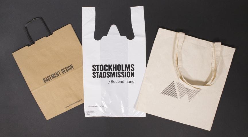 Papper, plast eller bomull - vad är mest hållbart?