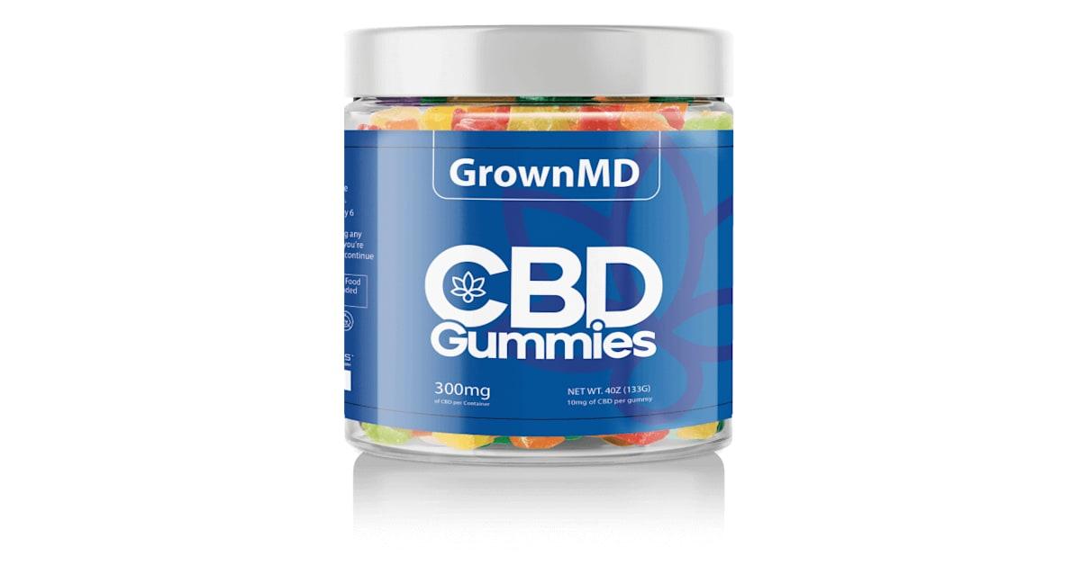 Grown MD Gummies Customers Reviews!