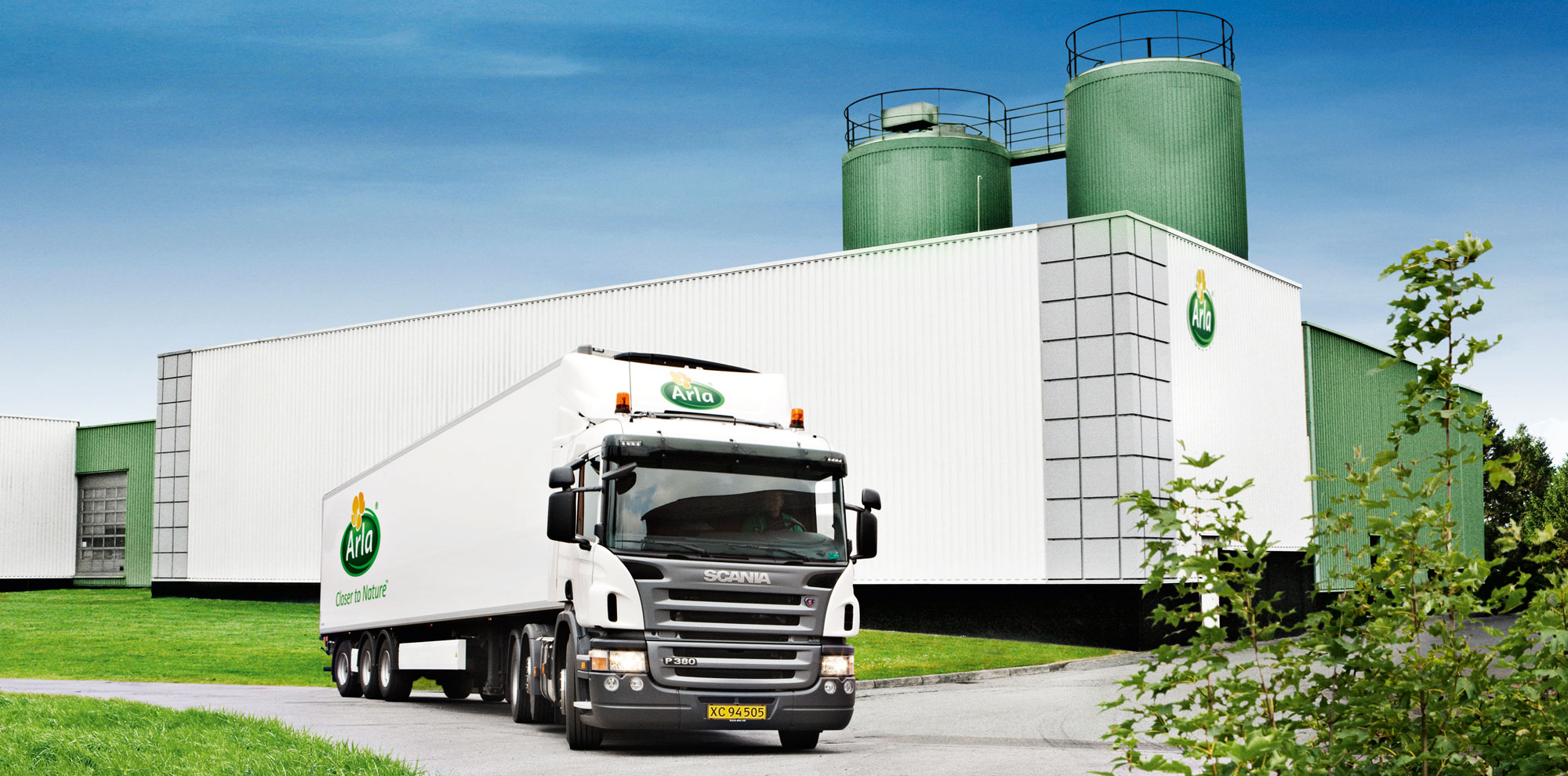 Arla to expand production in 2013