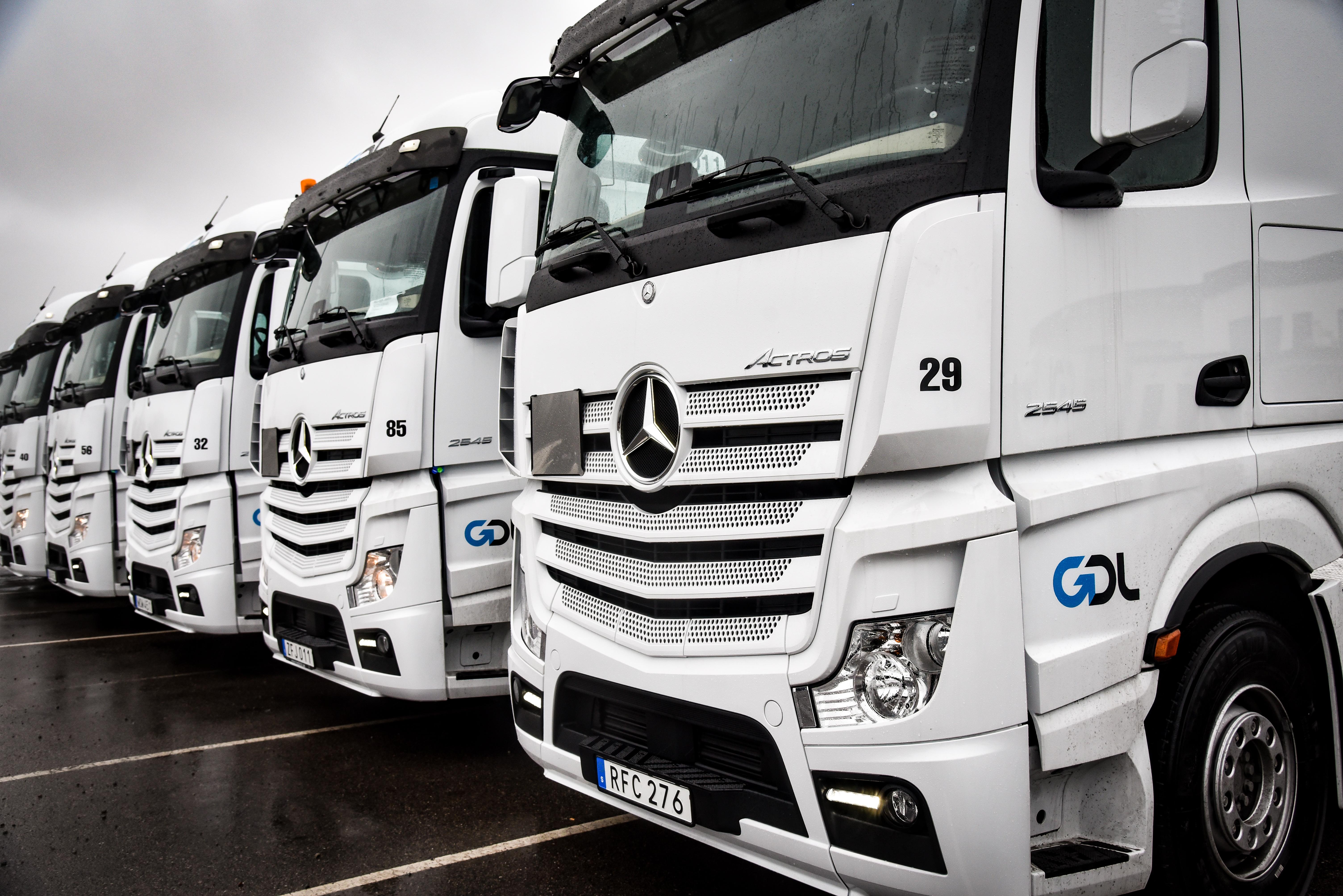 Mercedes-Benz Trucks årets generalagent för andra året i rad