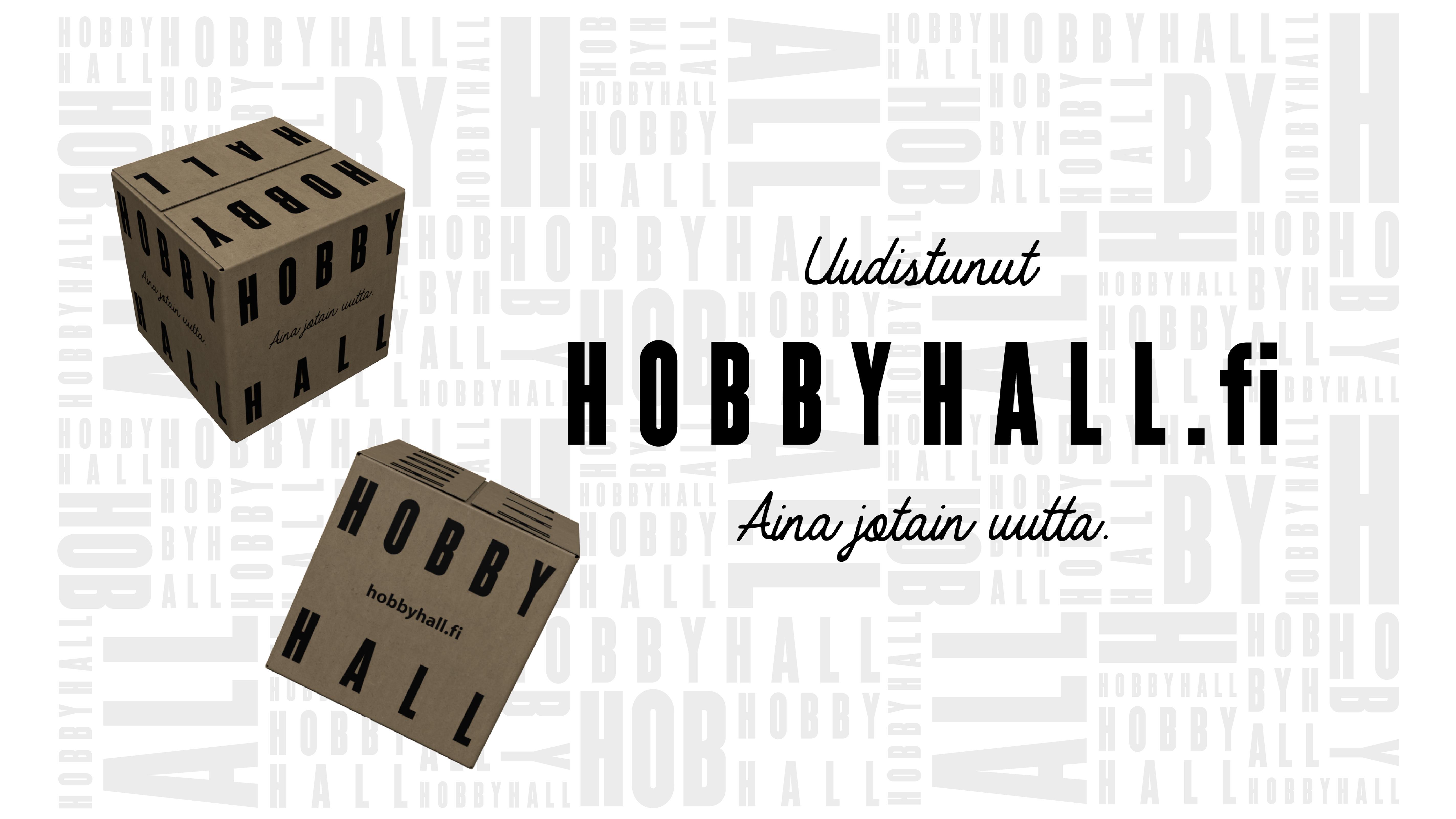 Hobby Hallin Tammiston myymälän loppuunmyynti alkaa perjantaina 8.3.