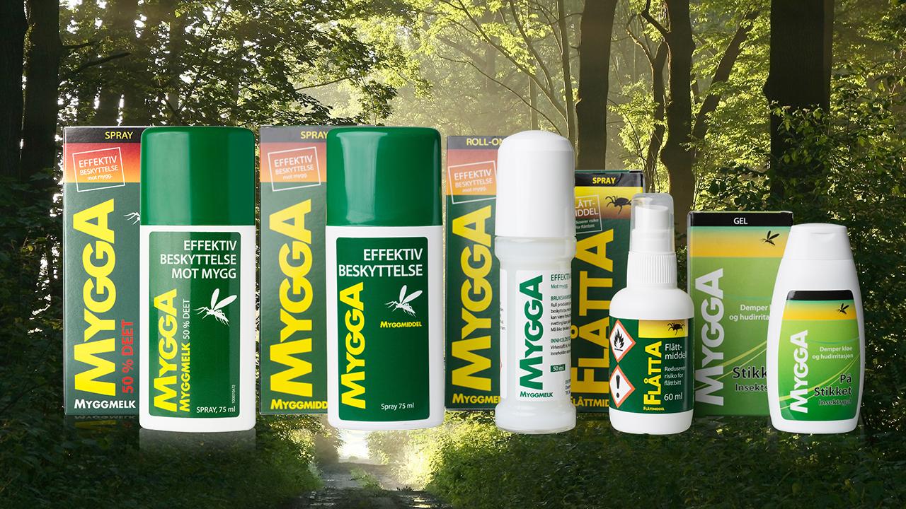 Slik beskytter du deg mot mygg og flått i sommer