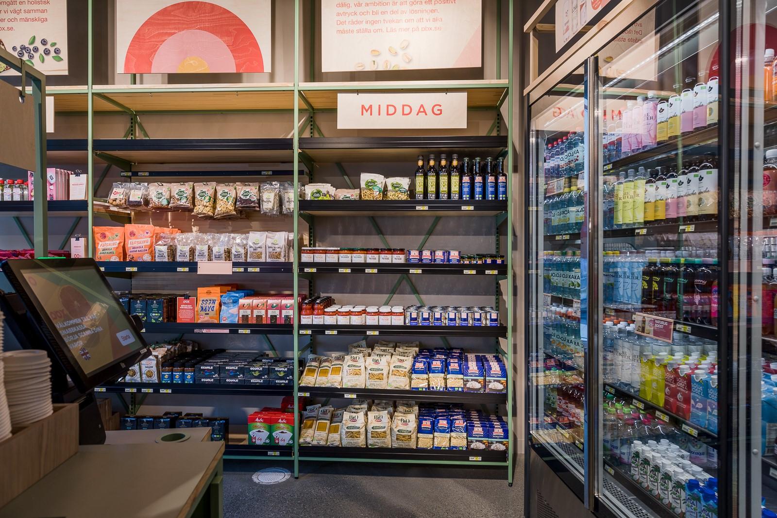 Midsona är med och bygger framtidens conveniencebutik