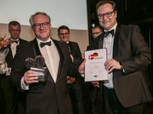 ZÜBLIN A/S gewinnt prestigeträchtigen Deutsch-Dänischen Wirtschaftspreis 2017