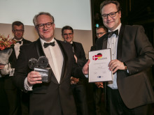ZÜBLIN A/S wins the prestigious Danish-German Business Award 2017