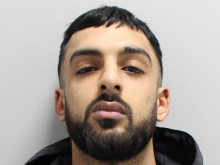 Man jailed for drug offences and for spitting at officers