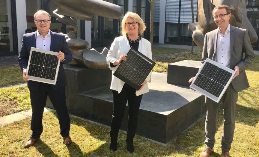 Bayernwerk gründet Sonnenenergie