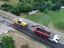 Verkehrswegebau-Projekt der STRABAG erhält BIM-Award 2018 in Hessen