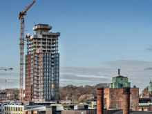 ZÜBLIN reaches top of two 80-metre-tall tower blocks in Carlsberg City District