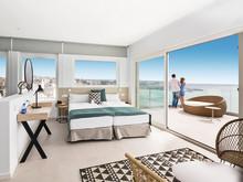 2019-05-14 allsun Hotel Marena Beach - Zimmer Meerblick