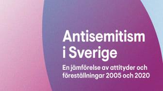 Ny attitydundersökning om antisemitism i Sverige