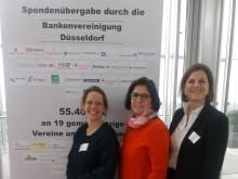 2.500 Euro für den Ambulanten Kinder- und Jugendhospizdienst in Düsseldorf