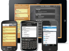 Mobile technology helps you learn on the go