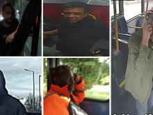 Appeal in connection with sexual assaults on the bus network