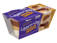 Cadbury Double up the Indulgence with TWO New Layered Desserts