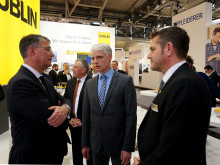 ZÜBLIN Timber Messestand Bau 2017