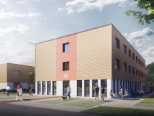 Groundbreaking ceremony: ZÜBLIN to build modern student residence in Potsdam